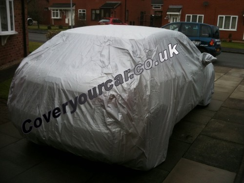 Voyager Car Cover for the Audi A1