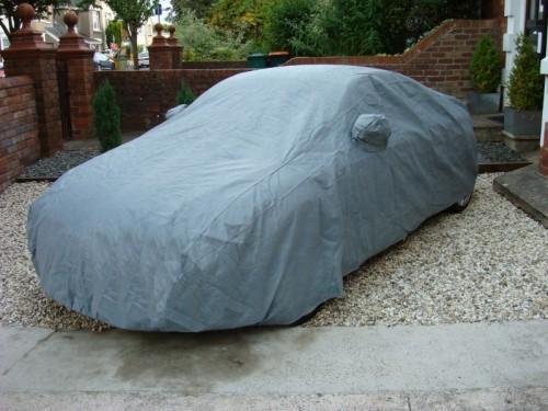 Audi TT Stormforce Car Cover