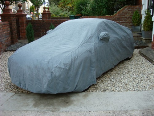 Ferrari Fitted and Tailored Stormforce Car Cover
