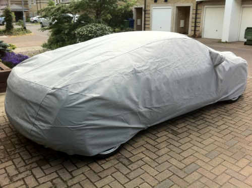 Audi R8 Bespoke Outdoor Car Cover