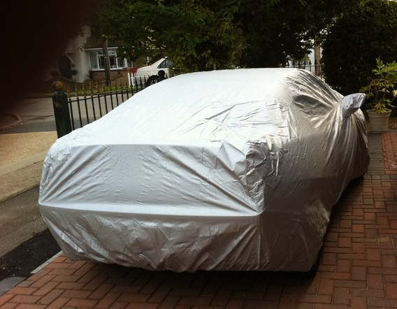 Fiat Coupe Fitted Car Cover from Coveryourcar.co.uk