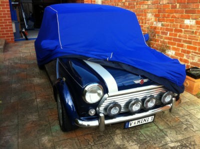 Classic Softech Indoor Fleece Car Cover from Coveryourcar.co.uk