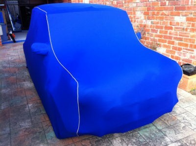 Coveryourcar.co.uk Classic Mini Indoor Car Cover