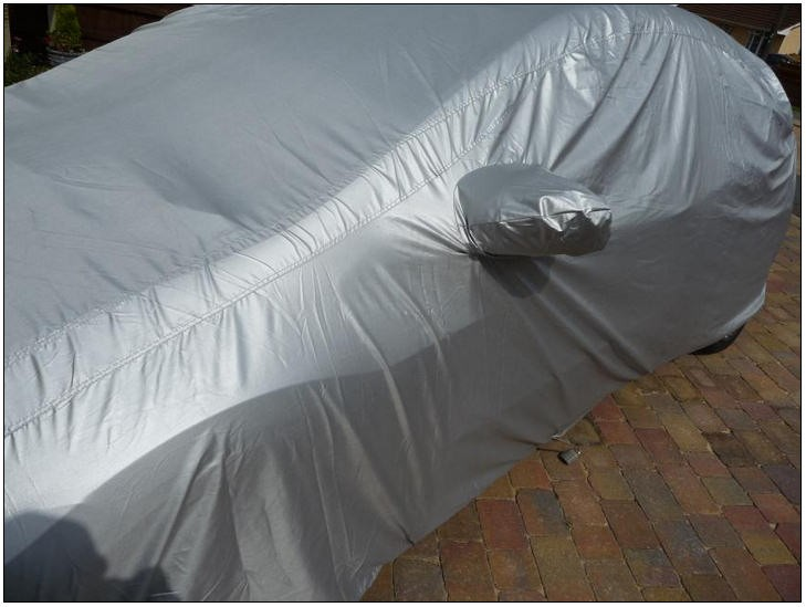Honda Civic Voyager Car Cover from Coveryourcar.co.uk