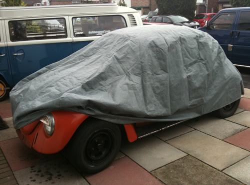 Classic VW Beetle Stormoforce Car Cover from Coveryourcar.co.uk
