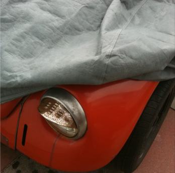 VW Beetle Car Cover