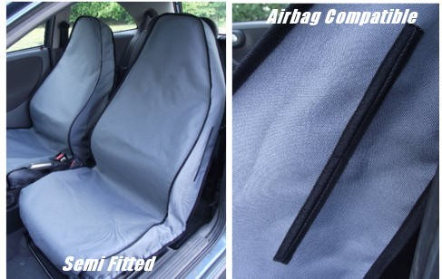 Titan Front Custom Car Seat Covers
