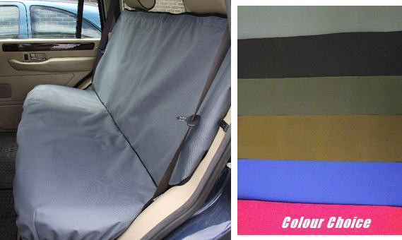 Titan Rear Car Seat Covers