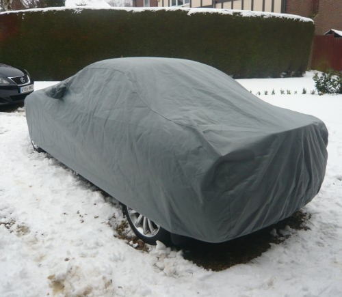 MGTF Stormforce Outdoor Fitted Car Cover from Coveryourcar.co.uk