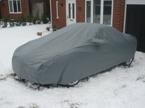 MGF Stormforce Car Cover