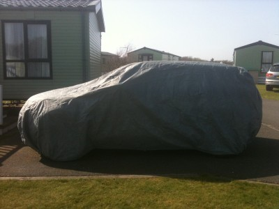 Evoque Stormforce Car Cover