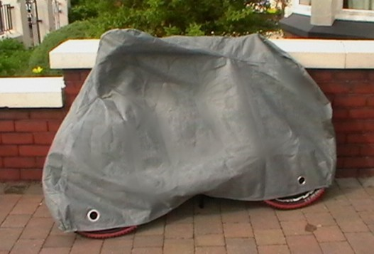 Stormforce Cycle Cover