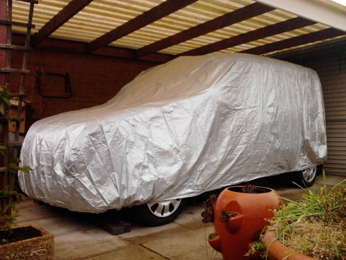 Fiat Doblo 2012 Voyager Fitted Car Cover