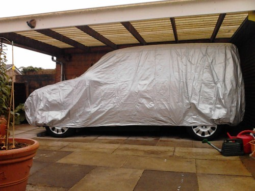 Voyager Fiat Doblo Car Cover