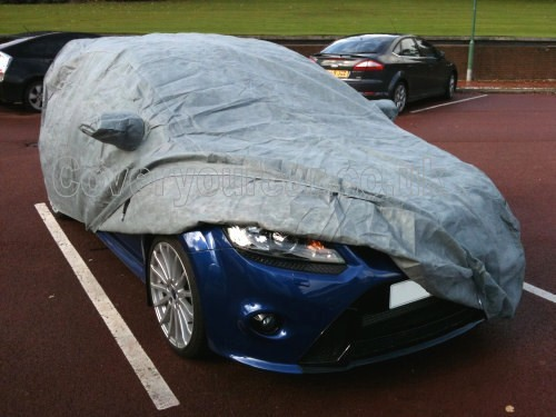 Ford Focus RS Mk2 Stormforce Outdoor Car Cover from Coveryourcar.co.uk