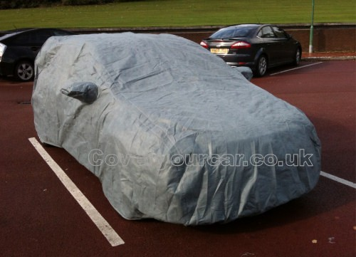 Ford Focus RS MK2 Fitted Outdoor Car Cover