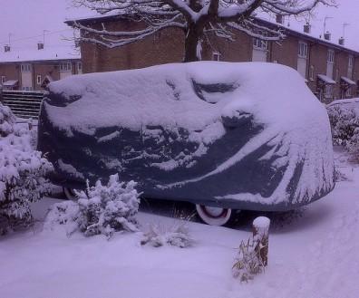 Outdoor Cover for VW Camper Van