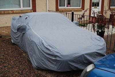 Toyota MR2 Monsoon Car Cover