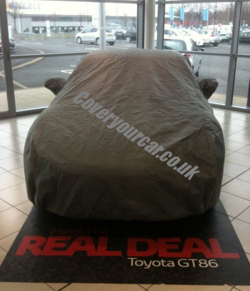 Toyota GT86 Stormforce Outdoor Car Cover