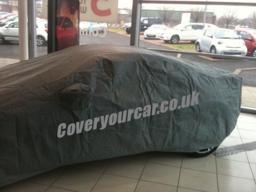 GT86 Outdoor fitted car cover.