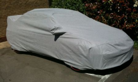 Mitsubishi Lancer EVO Car Cover from Coveryourcar.co.uk