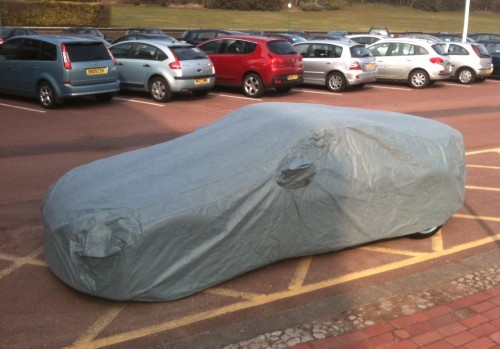 STORMFORCE 4 Layer Outdoor Fitted Car Cover the Nissan 350Z