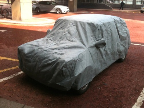 Stormforce Classic Mini Car Cover