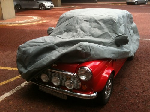 Austin Mini Stormforce Car Cover