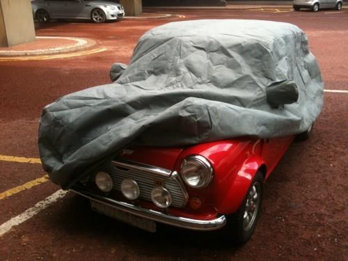 Austin Mini Stormforce Car Cover