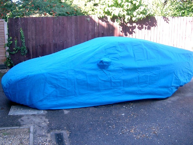 Alfa Romeo Spider Indoor Car Cover