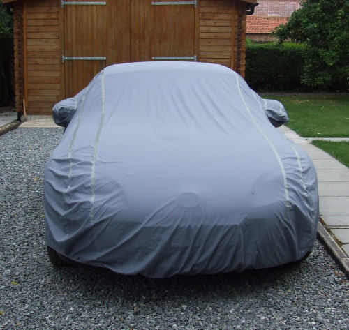 Mazda MX5 Monsoon Fitted Car Cover from Coveryourcar.co.uk