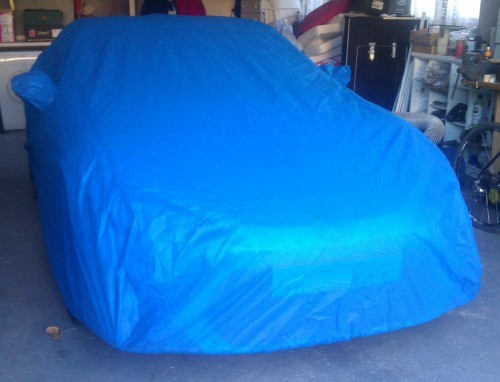Toyota GT86 Fitted Indoor Car Cover