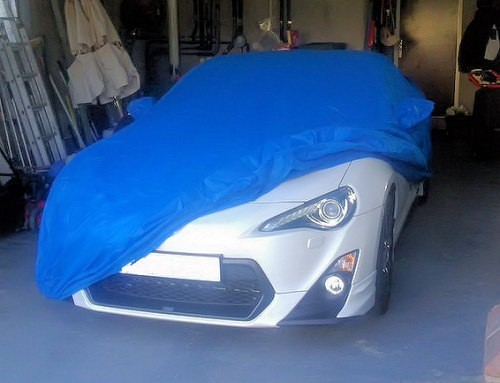 Sahara Indoor Fitted GT86 Car Cover
