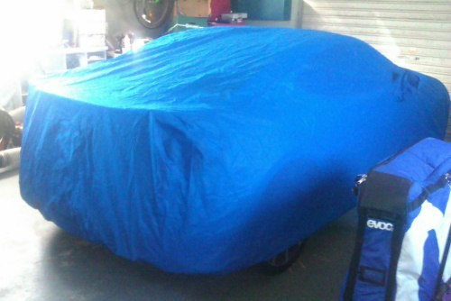 Quality Fit of the GT86 Sahara Indoor Car Cover
