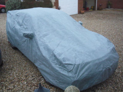Mitsubishi EVO Stormforce Car Cover