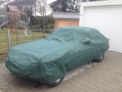 MGB GT Avdn-Tex outdoor car cover