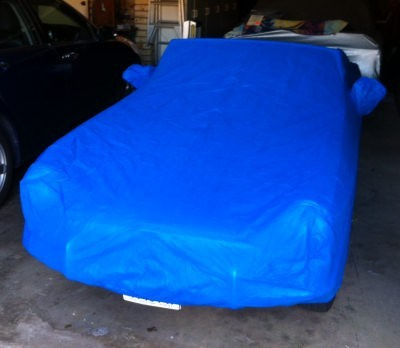 MGB Roadster Sahara Indoor Car Cover