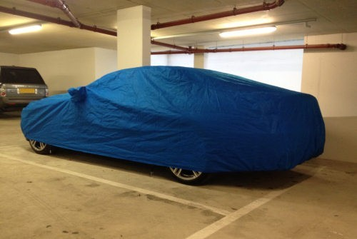 Indoor BMW Car Cover
