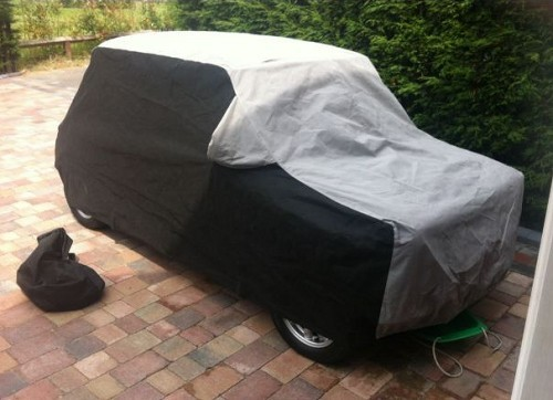 Mini Car Cover from Coveryourcar.co.uk