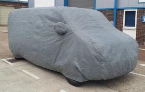 Mercedes Vito Van Stormforce Car Cover