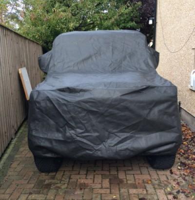 Landrover Defender 90 Outdoor Car Cover