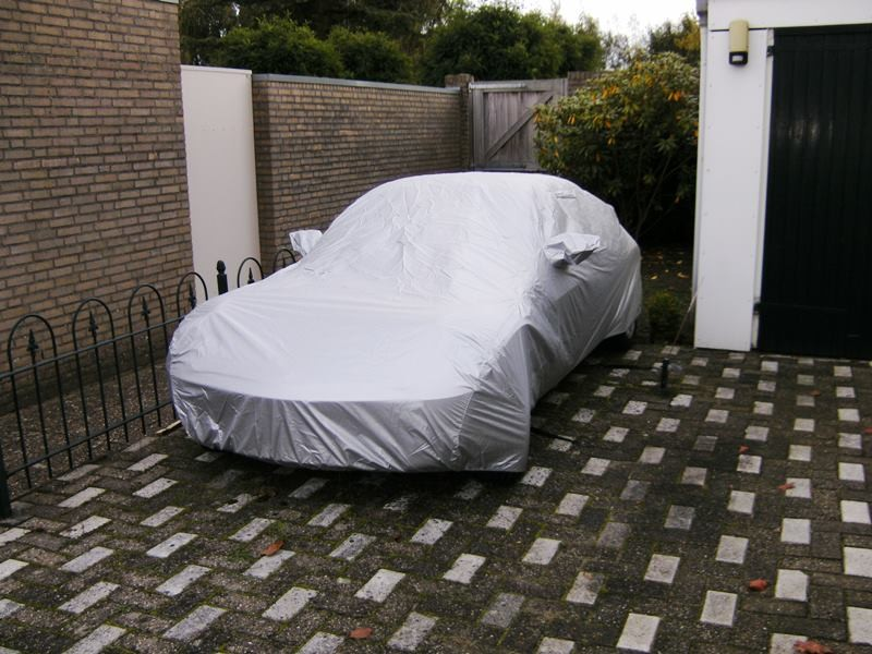 Smart Roadster Fitted Car Cover
