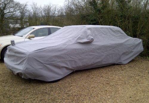 Rolls Royce Silver Spririt II Bespoke Outdoor Car Cover