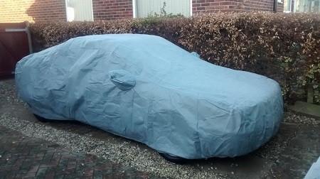 Audi 80 Cabrio Stormforce Car Cover