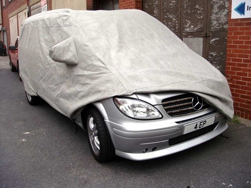 Mercedes Vito Van Bespoke Car Cover