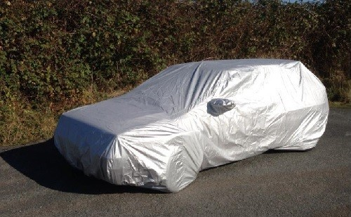 VW Golf Voyager, Indoor / Outdoor Car Cover