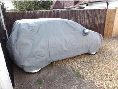 Twingo Sport Outdoor Car Cover