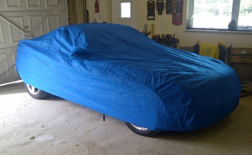 MG RV8 Sahara Indoor Car Cover