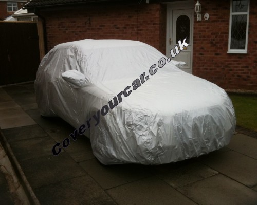 Audi A4 Saloon Voyager Car Cover