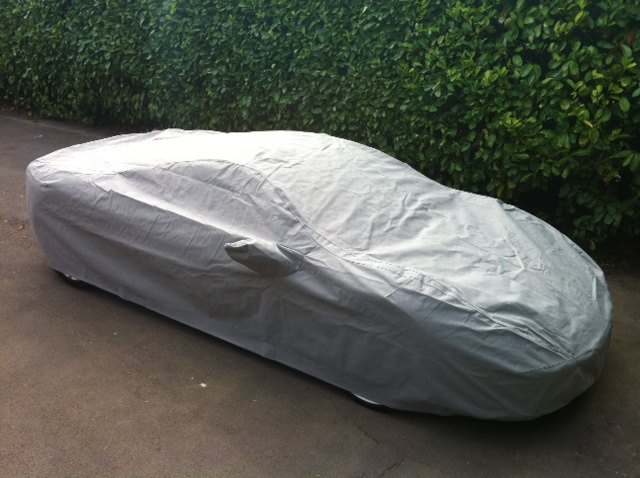 McLaren Mp4-12C Custom Fit Outdoor Car Cover